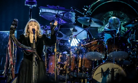Stevie Nicks sings at a Fleetwood Mac show in London in 2013. Photograph: Christie Goodwin/Redferns via Getty Images