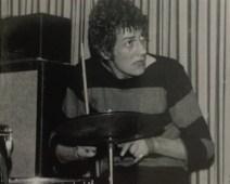 Mick Fleetwood (with John Mayall's Bluesbreakers, 1967)