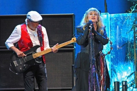 John and Stevie, O2 Arena