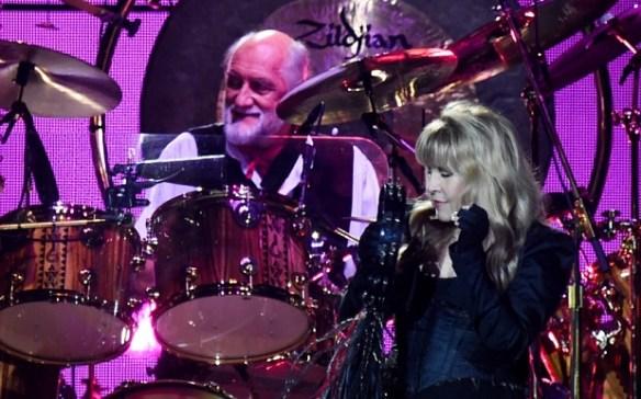 Mandatory Credit: Photo by REX Shutterstock (4795870n)  Fleetwood Mac  Fleetwood Mac in concert, London, Britain - 27 May 2015