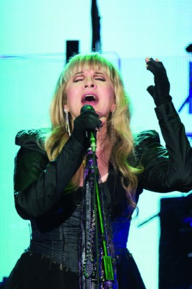 How can Stevie Nicks be 67? Is this possible or has Wikipedia made a mistake?