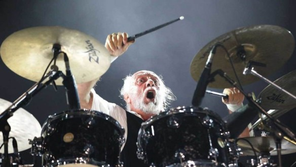 Mick Fleetwood (photo from Mark Metcalfe / Getty Images)