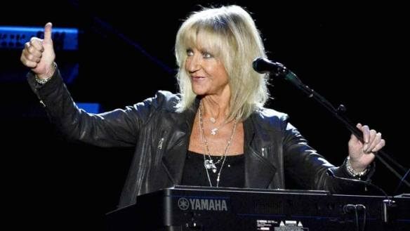 "Fleetwood Mac's Christine McVie recalls the ""peculiar"" making of the band's hit 1982 album 'Mirage.' Tim Mosenfelder/Getty"