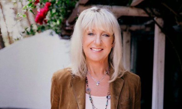 Christine McVie: 'We're supposed to be talking about – what's it called? – Mirage.' Photograph: PR Company Handout