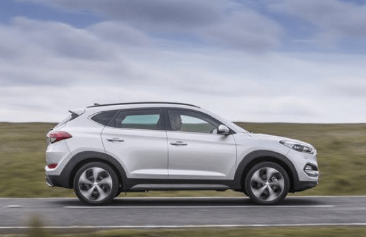 Hyundai Tucson gains 129g/km 1.7-litre diesel with seven-speed DCT