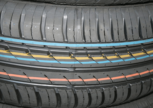 Over 10 million motorists could be driving vehicles with an illegal tyre