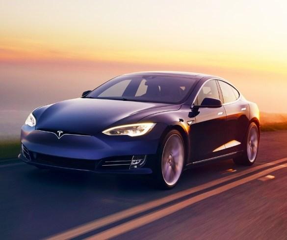 Updated Tesla Model S offers 380-mile range