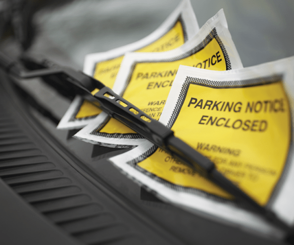 One in three drivers admits to parking in prohibited spots in last year