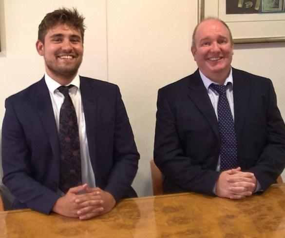 Venson announces new management appointments