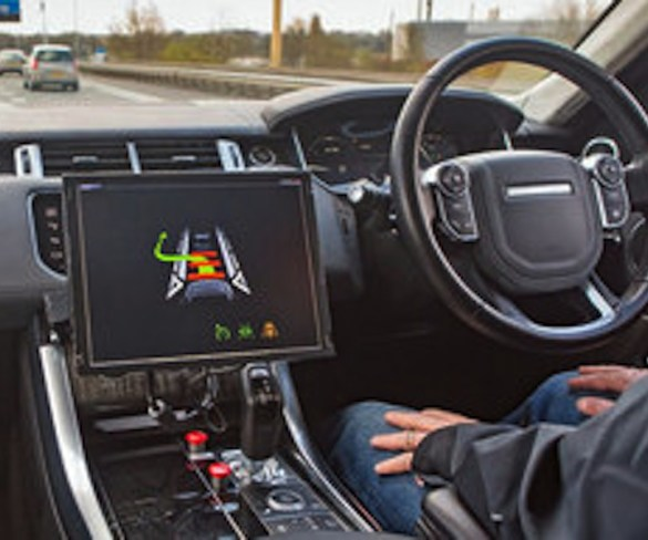 Competition to help pioneer new connected and autonomous vehicle tech