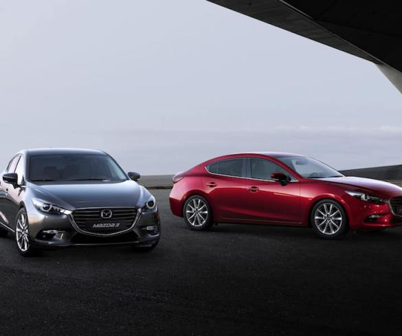 Pricing and specs revealed for 2017 Mazda3