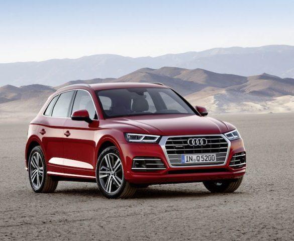 New Audi Q5 revealed at Paris