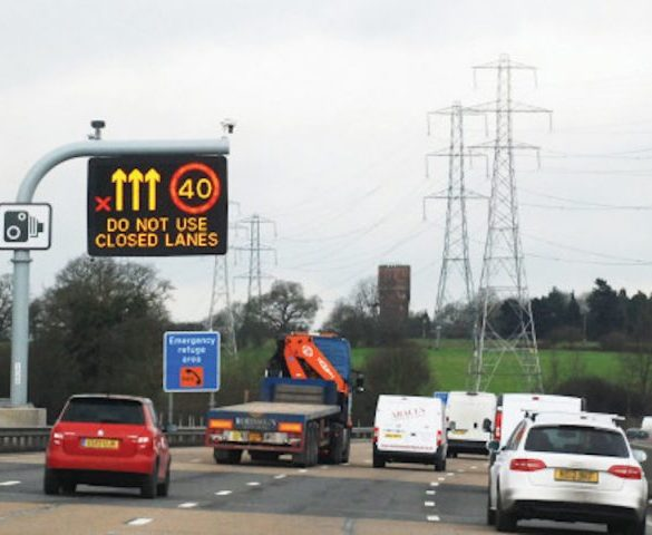 Ministers 'blatantly ignoring' safety concerns over all lane running, say MPs