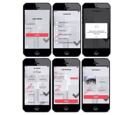 Inchcape Fleet Solutions launches free app for fleet drivers