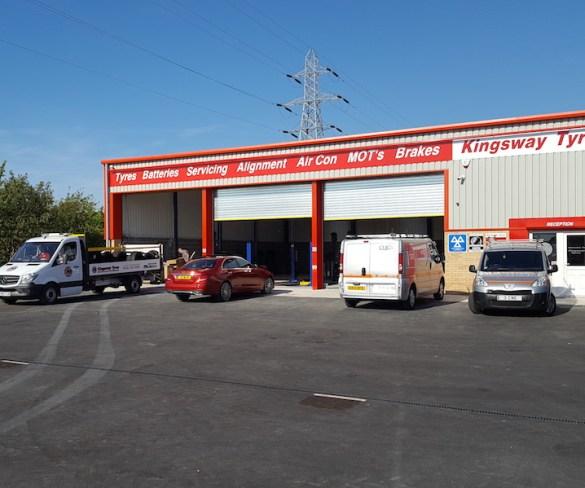 New autocentre opens in Retford