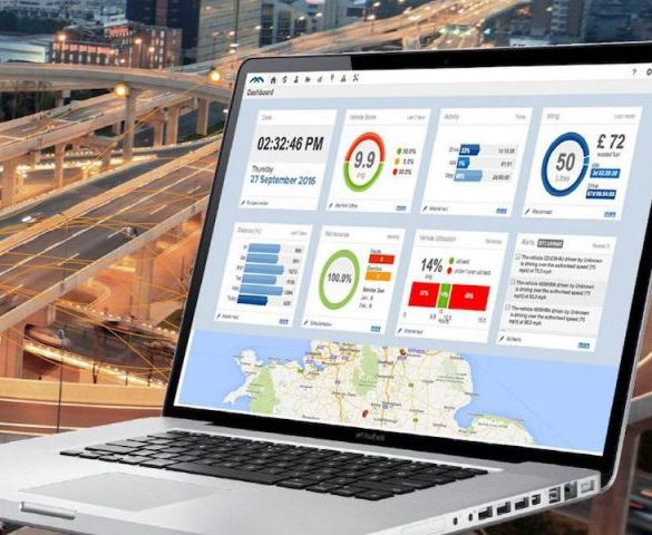 PSA partners with Masternaut to offer fleet telematics for connected vehicles