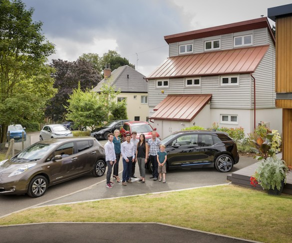 EV drivers invited to join smart charging trial