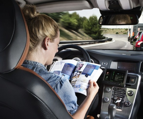 House of Lords opens inquiry into driverless vehicles