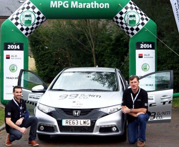 Honda teams gunning for more MPG Marathon success