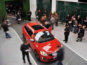 Aston Barclay car auction at Westbury site