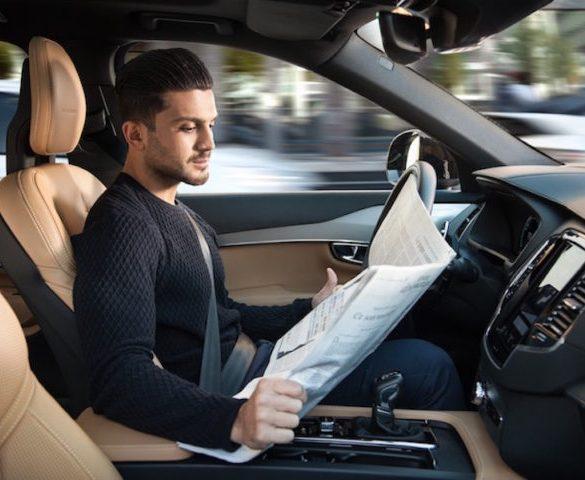 Over half of Brits uncomfortable using roads alongside autonomous vehicles