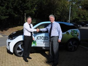 JCT600 Vehicle Leasing Solutions sales director and managing director