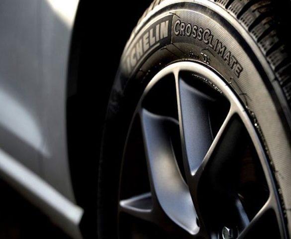 Ogilvie Fleet test shows benefits of CrossClimate tyres