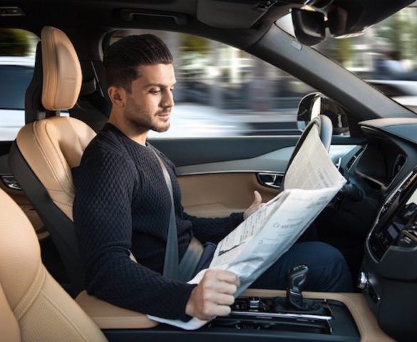 UK insurers call for framework on driverless car data