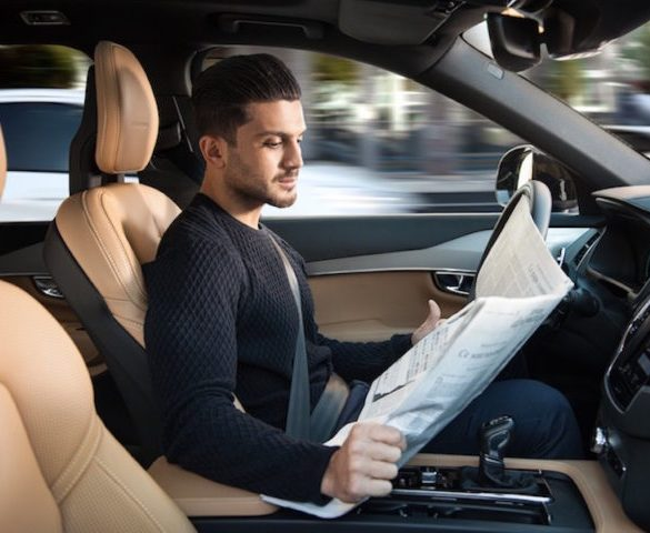 Majority of drivers unaware of potential safety benefits of autonomous vehicles