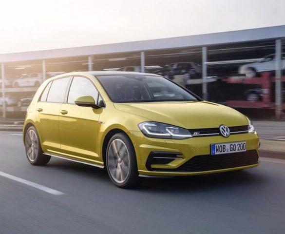 Volkswagen reveals 2017 Golf