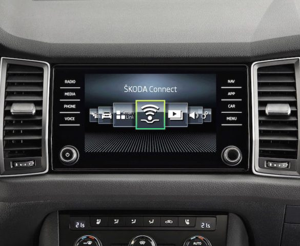 Skoda Kodiaq SUV to debut new connectivity offering