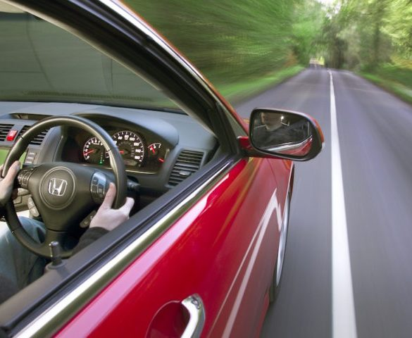 Half of drivers believe speeding is acceptable