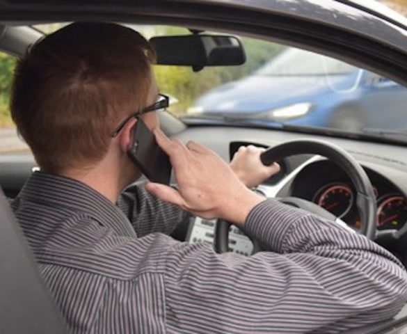 Latest figures reveal distracted driving epidemic