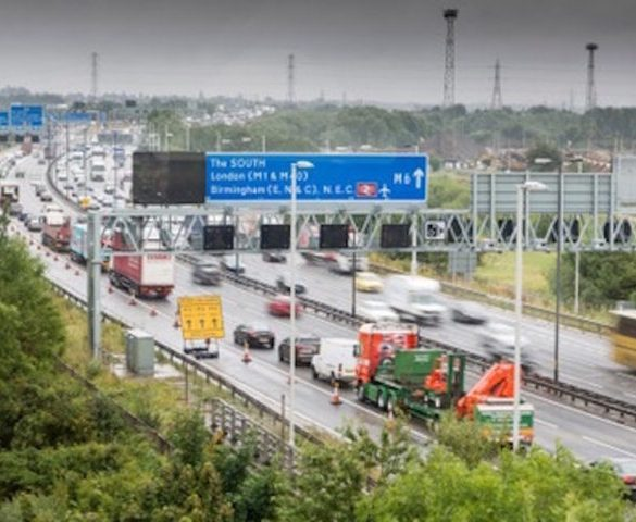 Motorway closures for maintenance up 16% in last two years