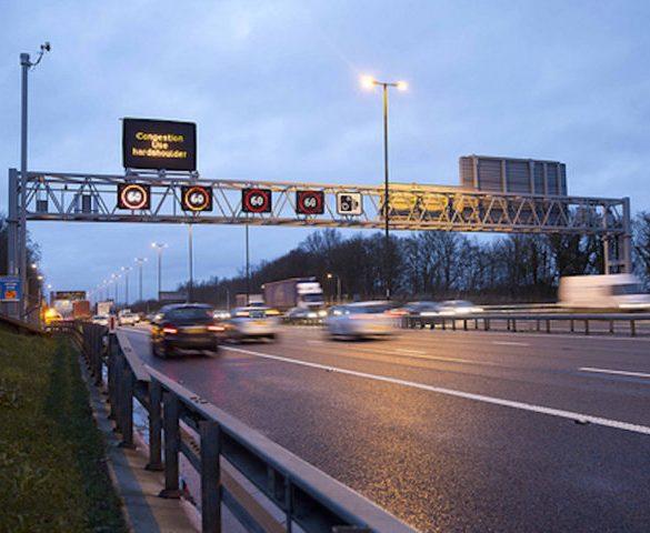 More than 1,000 drivers caught a week speeding on smart motorways