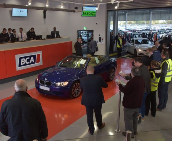 Fleet/lease values reach new record high in October, reports BCA