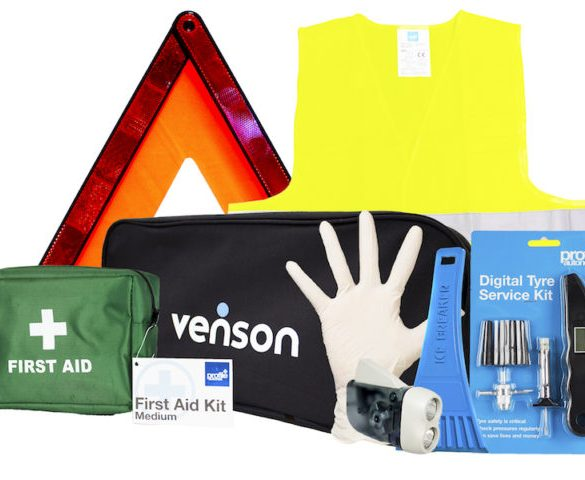 Venson to provide safety kits in all new vehicles