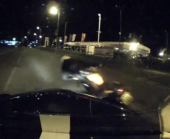 Dashcam accident footage proves fleet driver's innocence