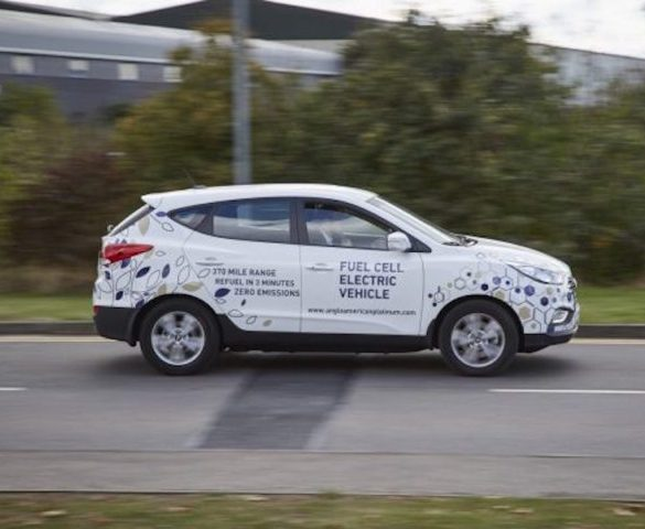 Anglo American signs up to hydrogen fuel with ITM Power