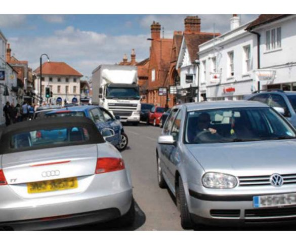 Councils to make £900m parking 'profit' in 2018/19