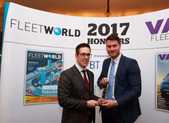 Fleet World Honours 2017: Best Upper Medium Car – Skoda Superb