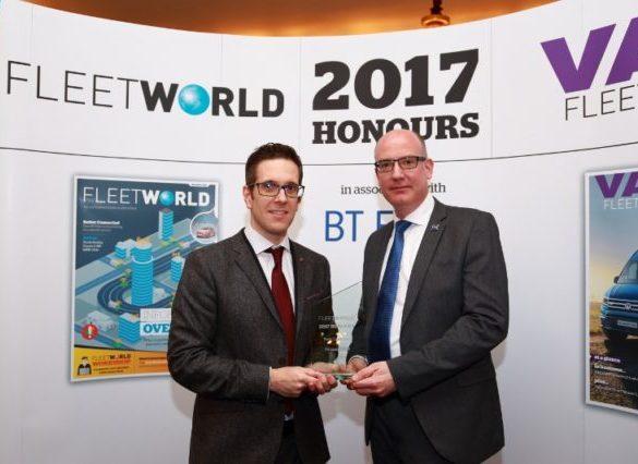 Fleet World Honours 2017: Best Crossover – Peugeot 3008