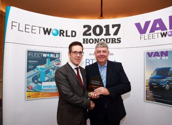 Fleet World Honours 2017: One to Watch: Volvo Car UK