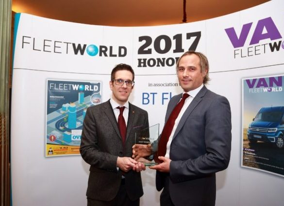 Fleet World Honours 2017: Best Manufacturer – BMW
