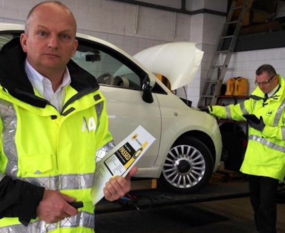 AA to help Prestige strengthen service centre inspection process