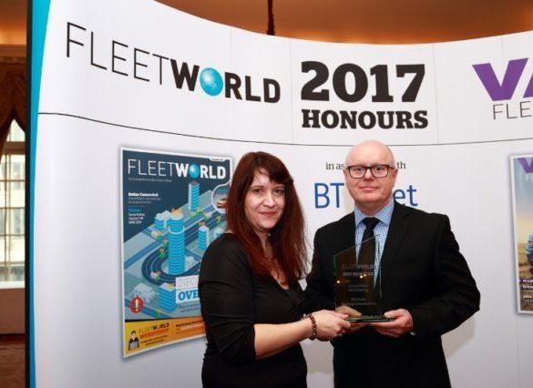 Fleet World Honours 2017: Innovation in Remarketing – Manheim