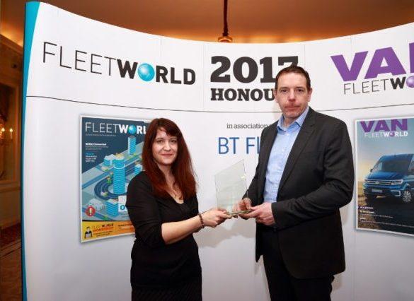 Fleet World Honours 2017: Innovation in Risk Management – Chevin