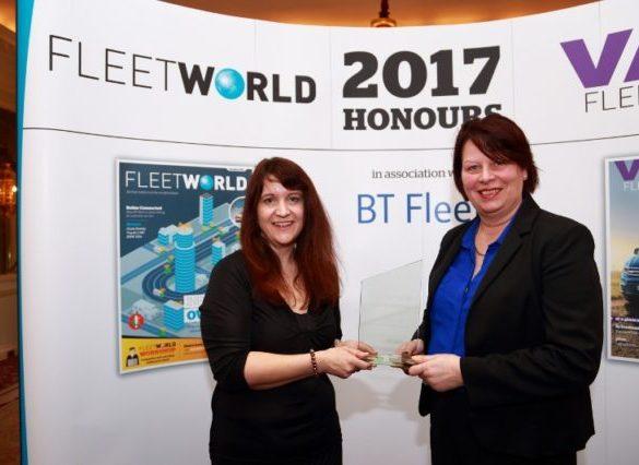 Fleet World Honours 2017: Innovation in Driver Management – TomTom