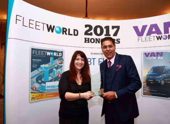 Fleet World Honours 2017: Innovation in Telematics and mobile communications – Crystal Ball
