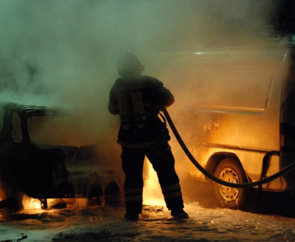 Vauxhall calls for national vehicle fire database
